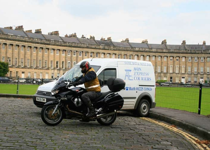 Bath Couriers