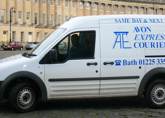 Couriers in Bath